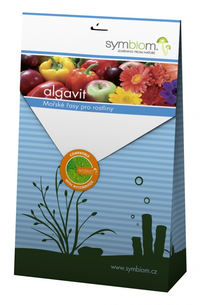 Algavit - pro lepší růst a zdravotní stav rostlin