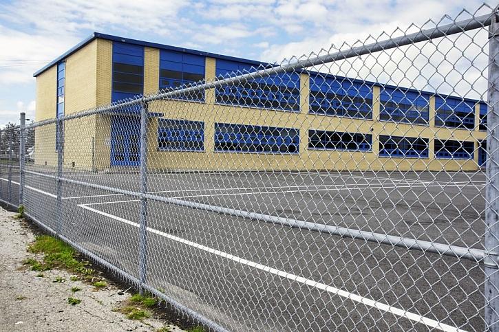 Pletivo je nejběžnější typ plotu