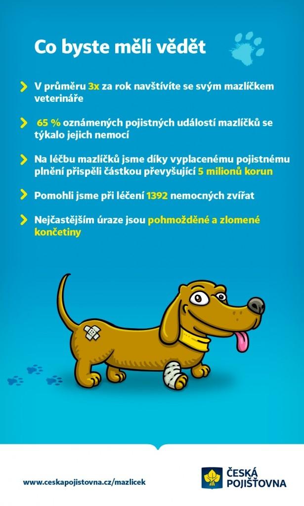 Pojištění pro zvířata i na cestách do zahraničí
