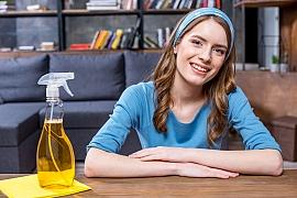 Jak si vyrobit domácí dezinfekci, která nahradí kupovanou?