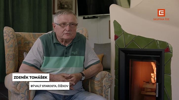Zdeněk Tomášek a vzpomínky na Ondřeje Šplíchala a jeho otce (Zdroj: Prima DOMA)