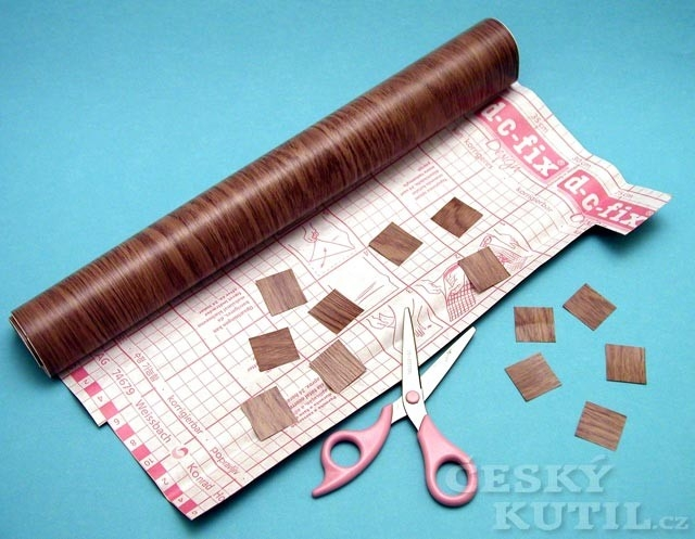 Jak vyrobit hrací desku na dámu