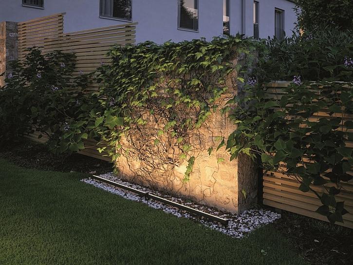 vestavné zahradní osvětlení