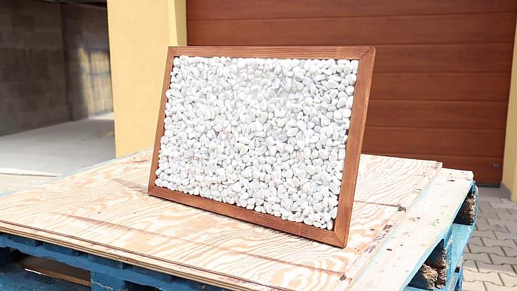 Vyrobte si kamínkovou masážní podložku, která je účinným pomocníkem v péči o vaše zdraví (Zdroj: Prima DOMA)