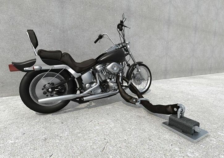 Jak vybrat zámek na zabezpečení motocyklu?