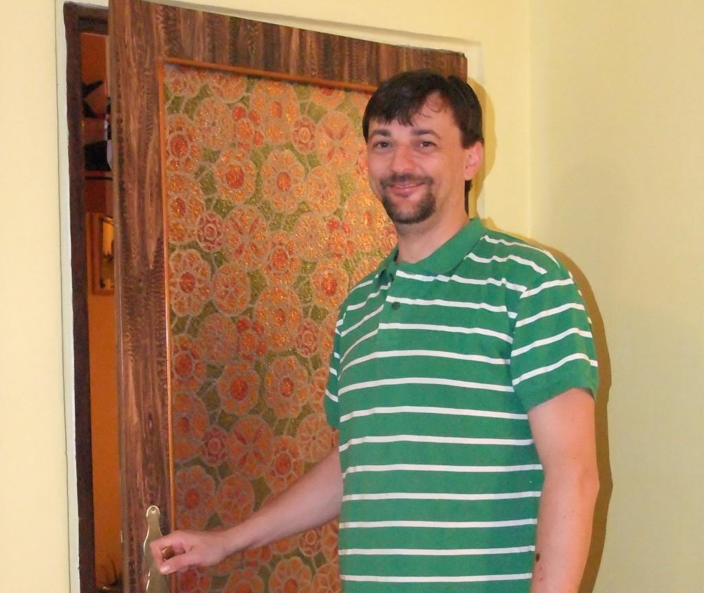 Dveře jako nové díky dc fix