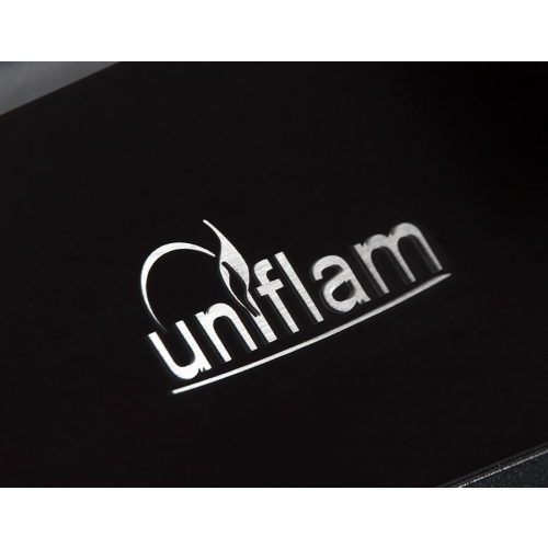 Krbová vložka UNIFLAM 720 PRESTIGE s klapkou a externím přívodem vzduchu  607-834