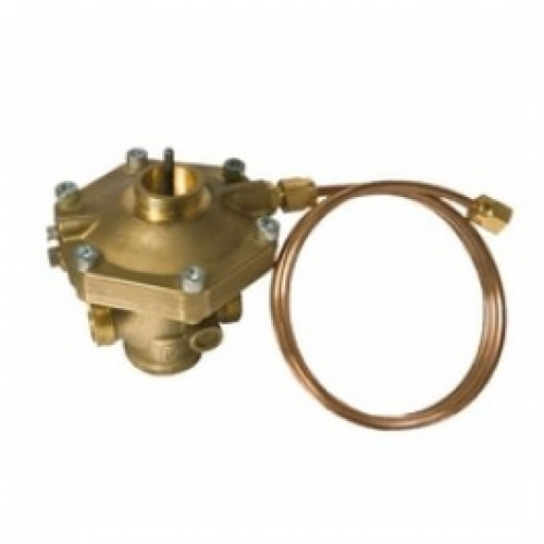 HERZ Regulátor tlakové diference FIX TS G 2-3/8, DN 50 ( 400-7000 l/h) 1400286