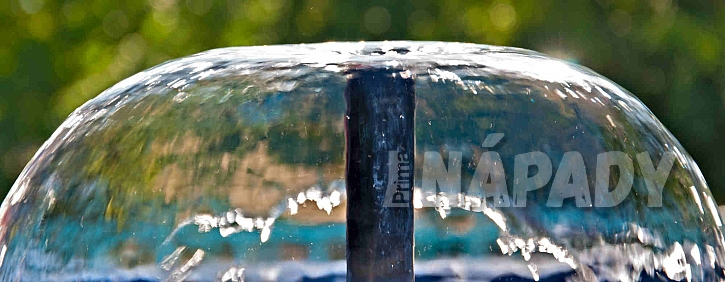Malá vodní fontánka