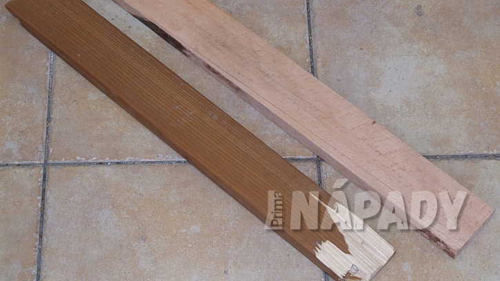 Jak opravit dřevěné zahradní křesílko: vyrobíme pevnější lub