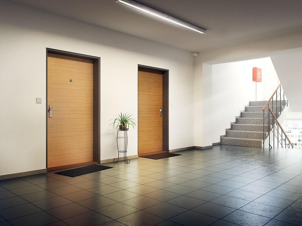 Pořizujete bezpečnostní dveře do paneláku?