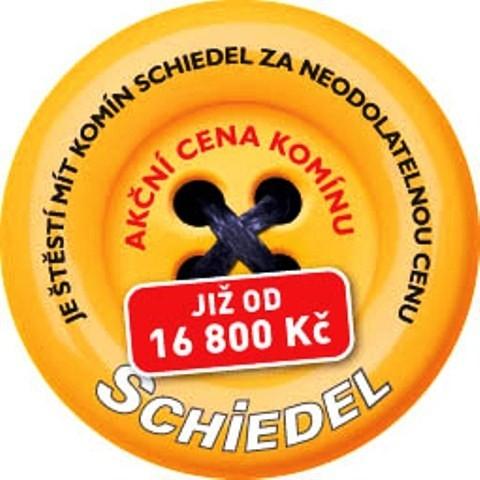 Komín Schiedel nyní dostupný všem