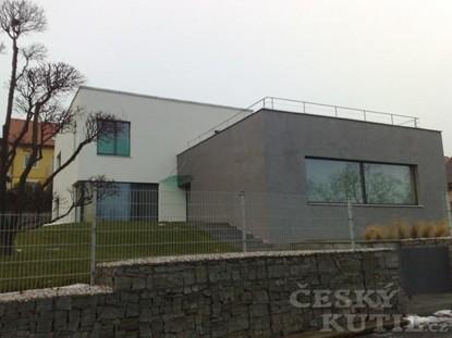 Pasivní vzorový dům v Plzni