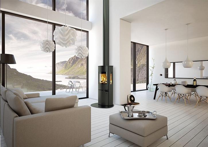 Správně navržený nízkoenergetický dům vás nezruinuje. Naopak, výrazně zlepší komfort bydlení! (Zdroj: Schiedel)