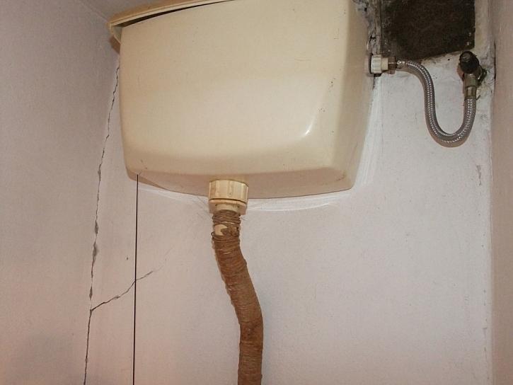 Antikutil - oprava záchodového prkénka