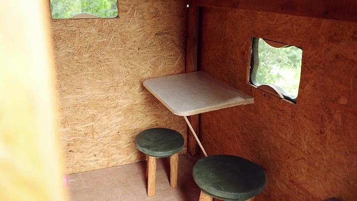 Místo pro sezení