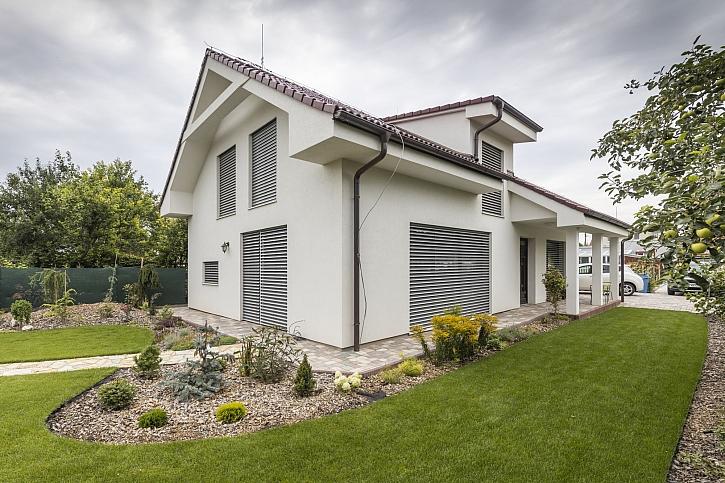 I mimořádně úsporný pasivní dům lze postavit svépomocí (Zdroj Xella)