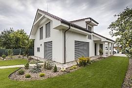 Pasivní dům svépomocí - Bydlení na křižovatce minulosti a budoucnosti