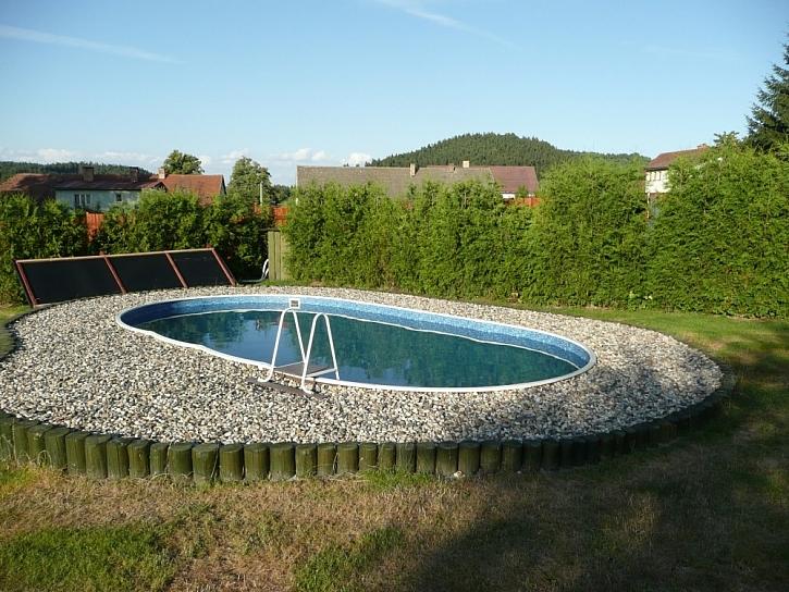 Jak udržet vodu v bazénu čistou