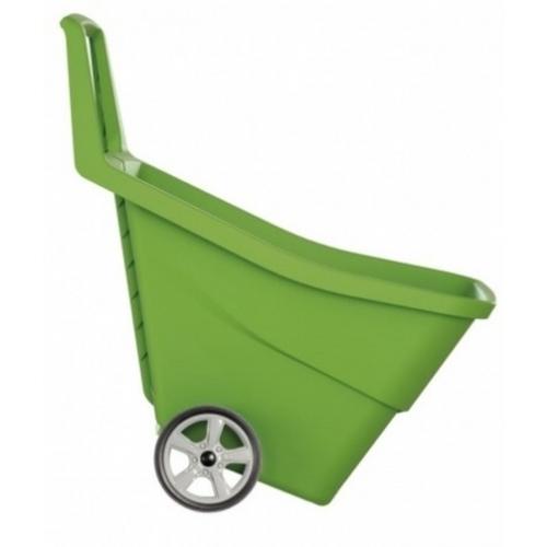 PROSPERPLAST LOAD & GO III 95L Zahradní vozík olivový