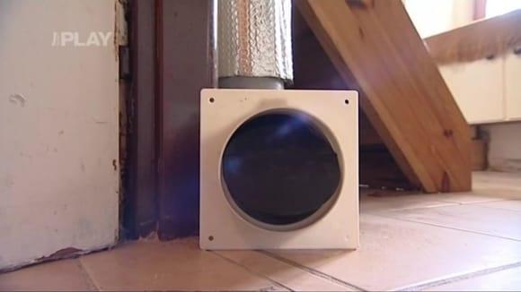 Systém proti vlhké a studené koupelně