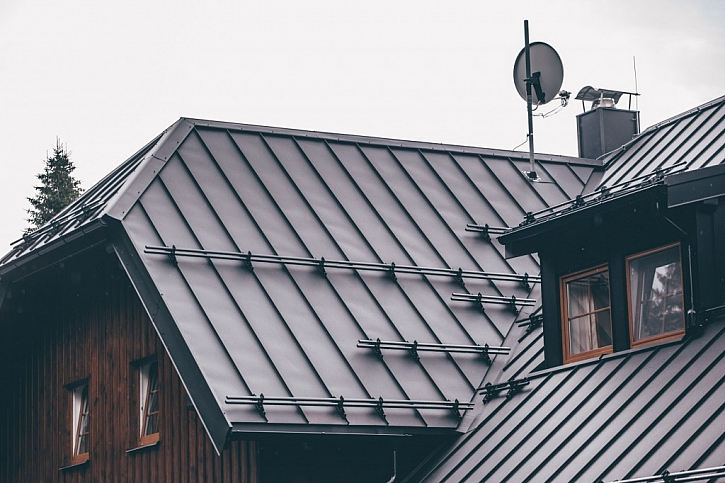 Se střechou Ruukki Classic nad hlavou to v horách není jen tak