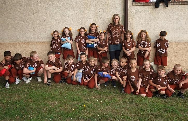 Batikování s barvami Iberia zabaví děti i dospělé