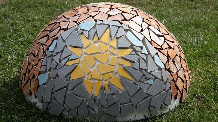 Mozaiková koule  3