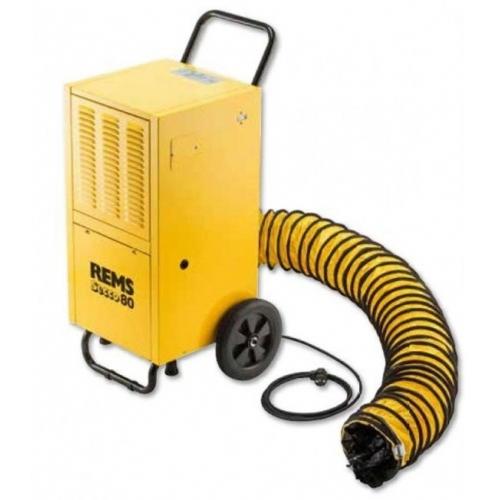 REMS Secco 80 Set Elektrický odvlhčovač vzduchu 132010
