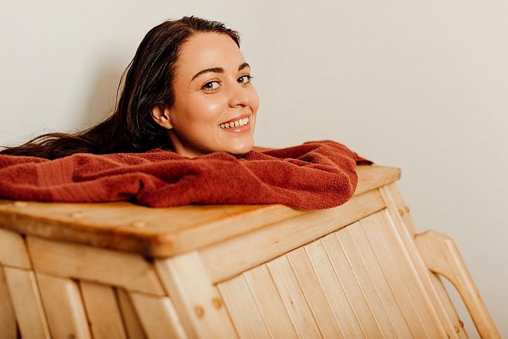 Malá sauna