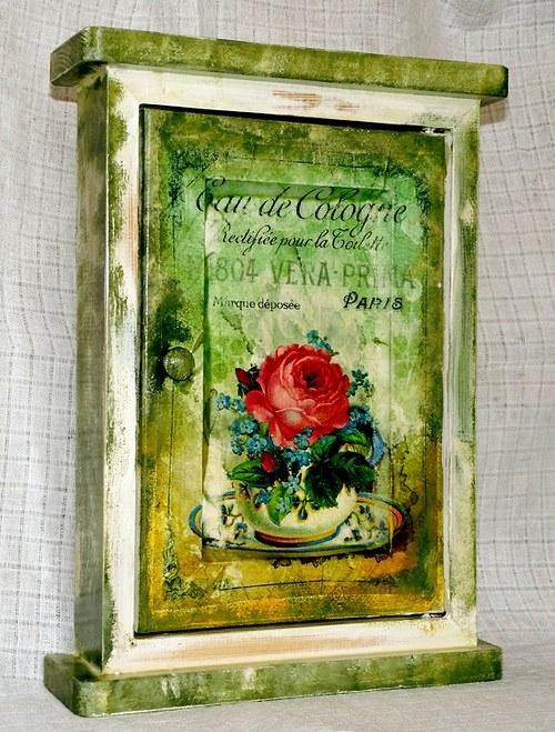 Zelená skřínka