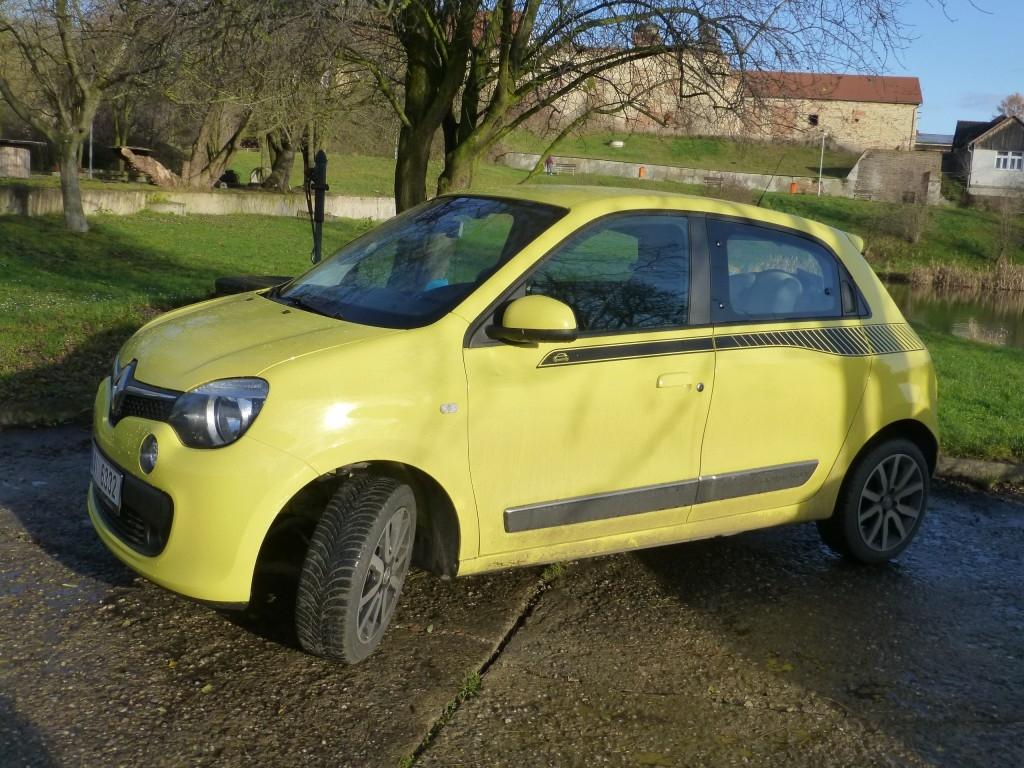 Nový Renault Twingo - nejen pro ženy Bingo