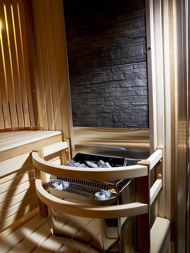 Srdcem sauny jsou vždy kamna