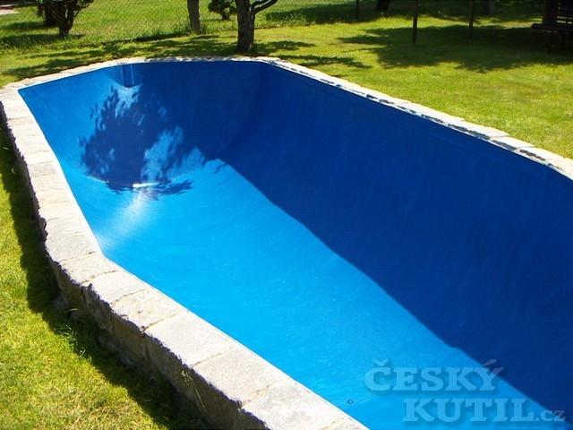 Bazén ze sila