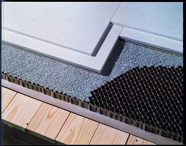 Zlepšení akustických parametrů trámových stropů