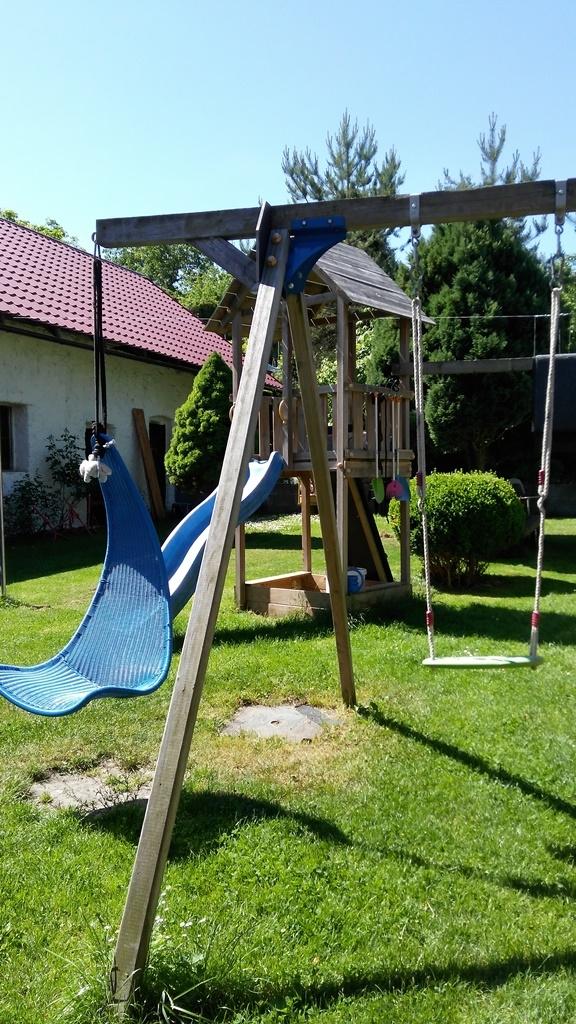 Zahrada i pro děti