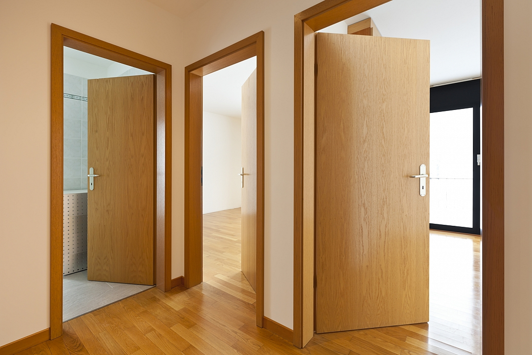 obrázek tématu: Dveře v interiéru