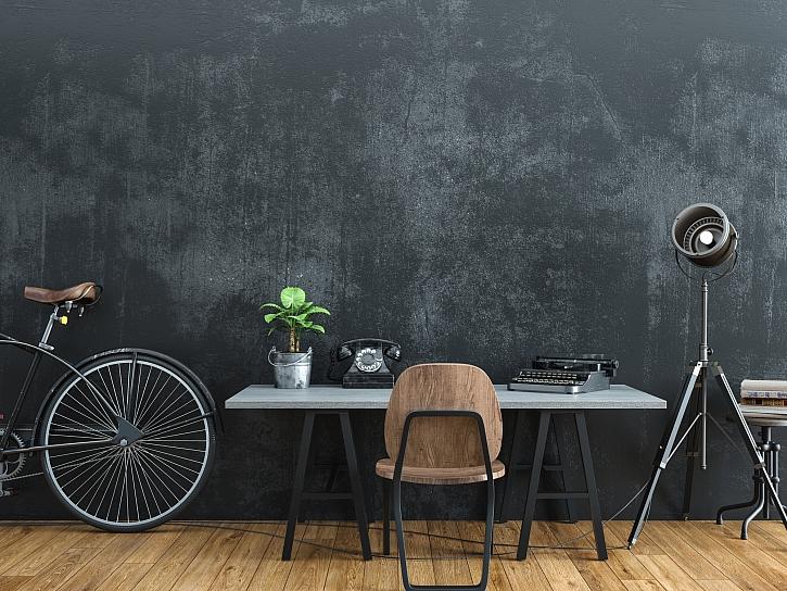 Beton v interiéru jako dekorační prvek (Zdroj: Depositphotos)