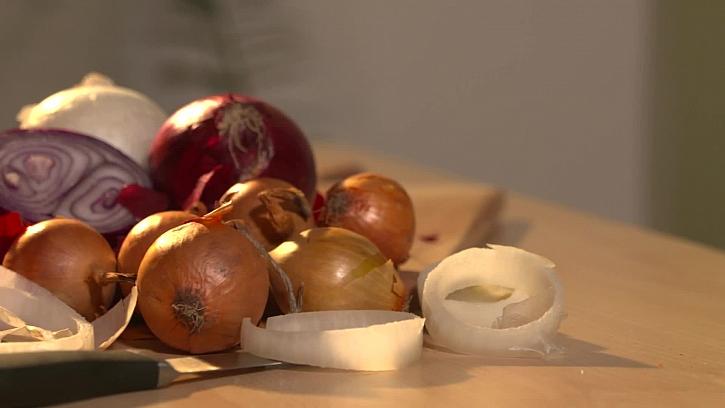 Návod na výrobu léčivého lektvaru z cibule