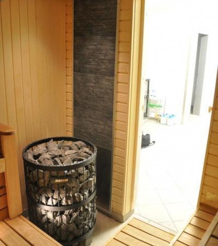 Jak zajistit vlhkost ve finské sauně?