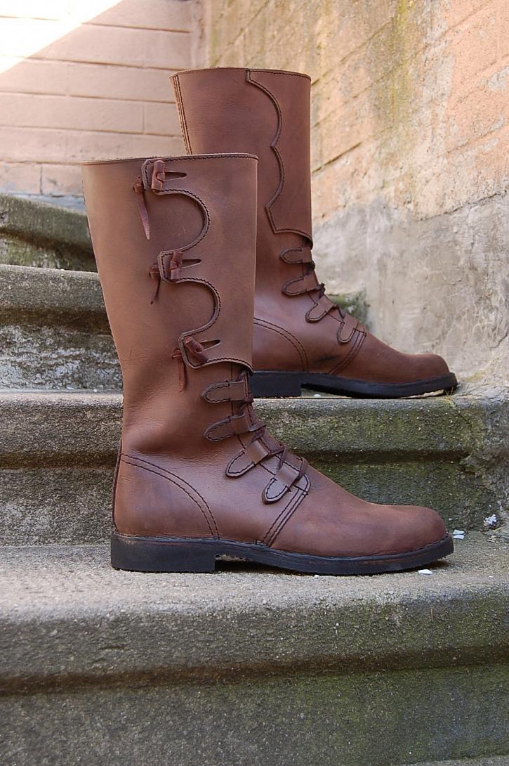 Vysoká bota