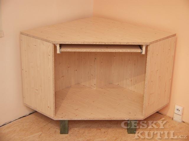Počítač ve skříni – výroba - 1. díl