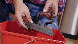 Odstranění rzi z kovu