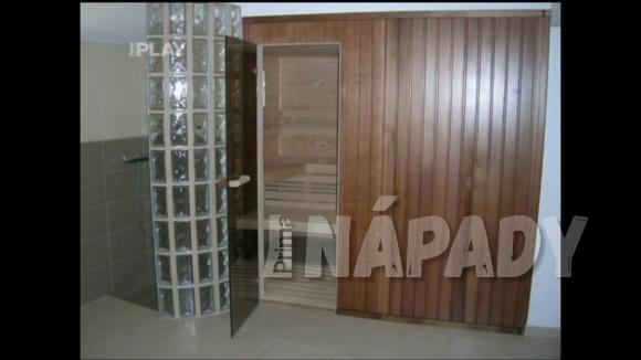 Jak na vlastní saunu