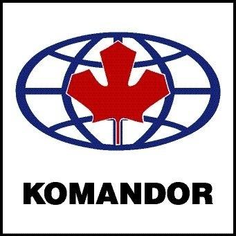 Logo KOMANDOR CZECH REPUBLIC s.r.o.