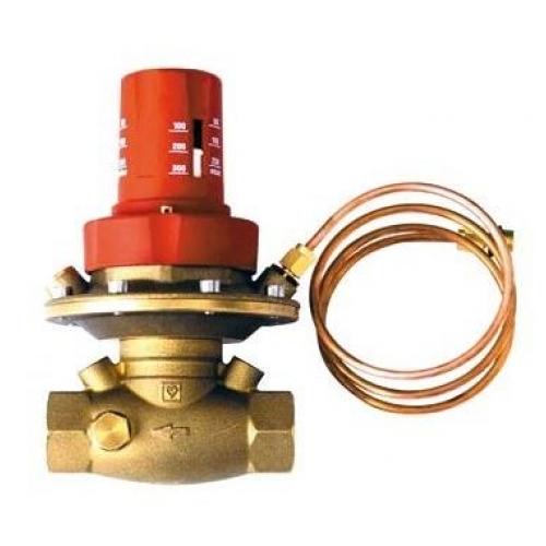 HERZ Regulátor tlakové diference 4007, 5-30kPa, vnitřní závit 2