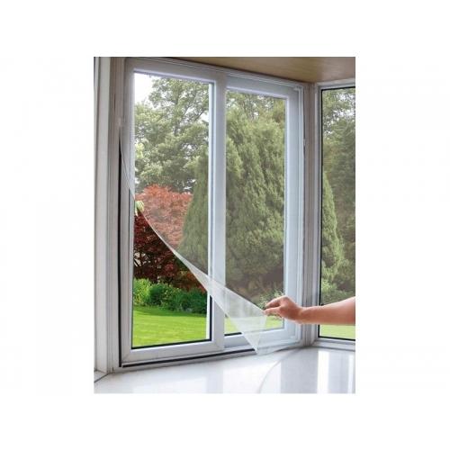 EXTOL CRAFT síť okenní proti hmyzu, 100x130cm 99110