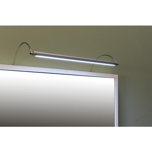 SAPHO FROMT TOUCH LED nástěnné svítidlo 47cm 7W, sensor, hliník ED547