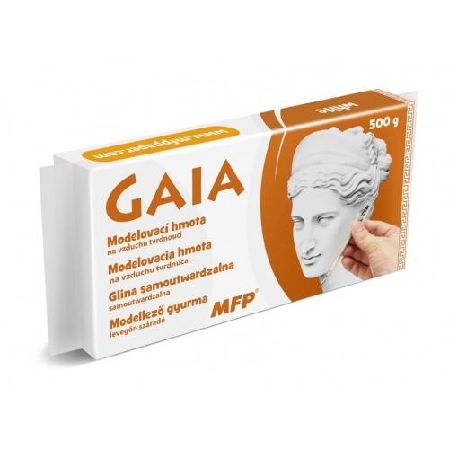 MFP modelovací hmota GAIA 500g bílá