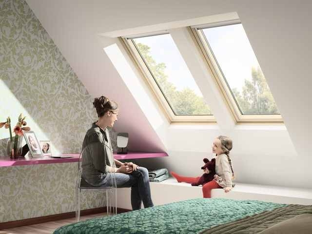 Vybírejte střešní okna chytře! S Novou generací střešních oken VELUX získáte více světla, více pohodlí a menší spotřebu energie